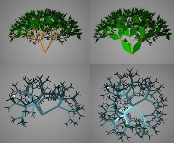 3D_leaf